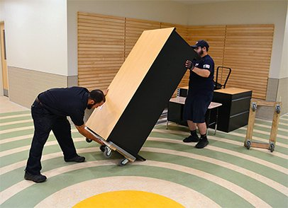 Library, University, and Academic Moving Services