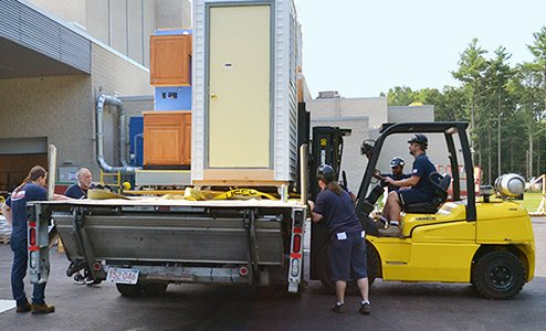 Academic Moving Services for vocation schools