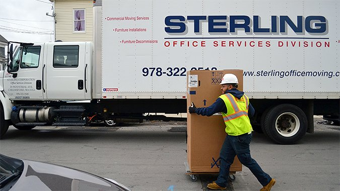 Commercial moving services and specialty freight transportation