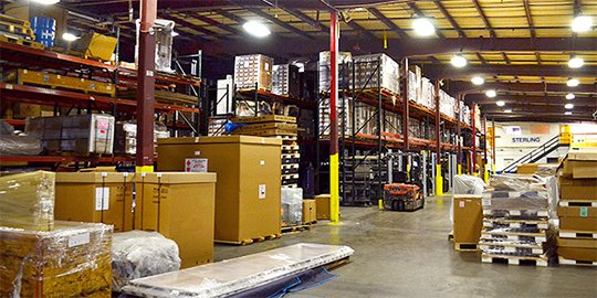 Commercial moving services and over 400,000 sq. feet of warehousing to meet every need.