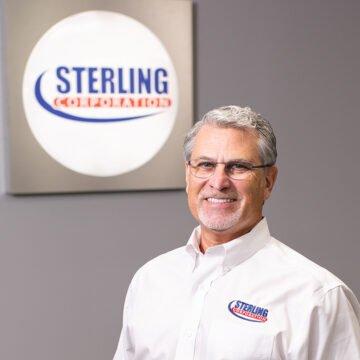 Sterling's owner, Jerry Markow